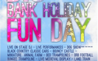 Bank Holiday Fun Day!
