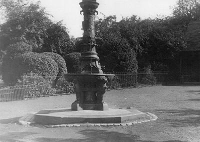 fountain Buffery park